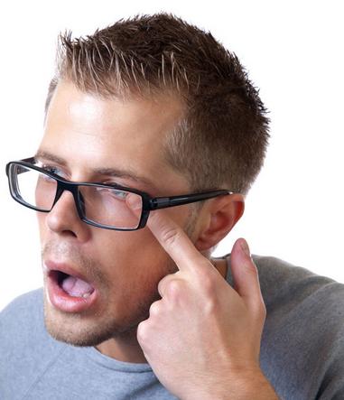 眼镜戴着不舒服对眼睛有什么危害呢?